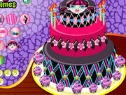 Marvellous Monster High Cakes