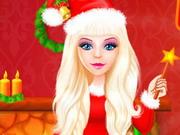 Mia Christmas Dress Up