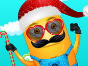 Minion Xmas Party Look