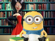 Minions Lectures Hall Slacking