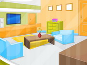 Modern Living Room Escape brown living room escape - play the girl game online