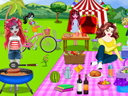 Monster High Picnic Party