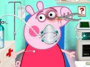 Ayuda a Peppa Pig a recuperarse