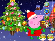 Peppa Pig Christmas tree Decoration