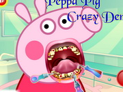 Peppa Pig Crazy Dentist