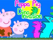 Peppa Pig Dino Invasión