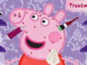 Peppa Pig tratamiento facial