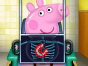 Peppa Pig va al médico