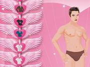 Elvis Presley ruhásszekrénye