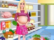 Pregnant Barbie Shopping