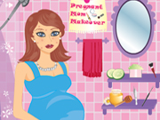 Pregnant Mom Makeover