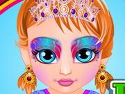 Pretty Baby Anna Face Art