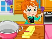 Anna hercegnő húsvéti süteménye