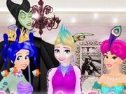 Princess April Fools Hair Salon