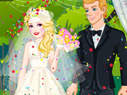 Princess Barbie Vintage Wedding