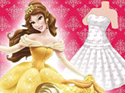 Princess Belle Dream Dress