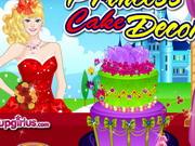 Princess Cake Decoration