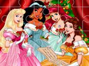 Princess Christmas Jigsaw