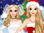 Princess Christmas Wedding