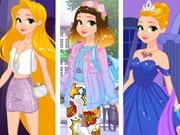 Princess Fashionista On The Go