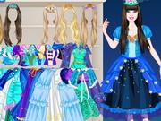 Princess Frozen Wedding