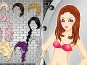 Princess Hair Makeover