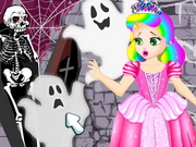 Princess Juliet Ghost Castle