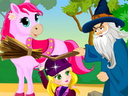 Júlia hercegnő lovai
