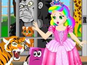 Princess Juliet Zoo Escape
