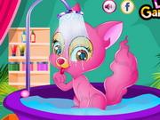 Princess Kitten Spa Care