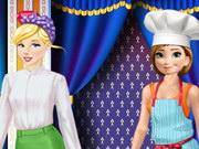 Princess Modern Job Dress Up