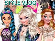 Princess Style Vlog Party Prep