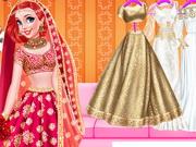 Princess Wedding Theme Oriental