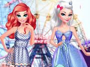 Princesses Bffs In New York