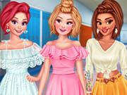 Princesses High School First Date
