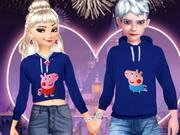 Princesses Lovers Clothes Design