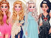 Princesses Met Gala