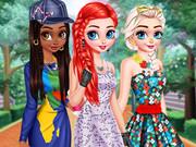 Princesses No Rivalry Outfits