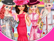 Princesses Spring Style Design
