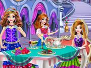 Princesses Tea Party