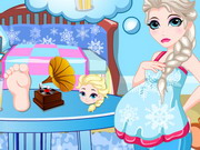 Queen Elsa Pregnancy Care