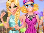 Rapunzel Festival Challenge