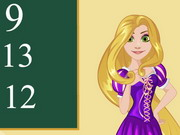 Rapunzel Math Exam