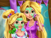 Rapunzel Mommy Real Makeover