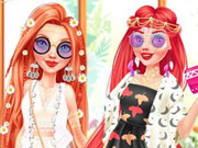 Redheads Boho Hairstyles