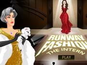 Runway Fashion: The Intern