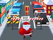 Santa Street Run