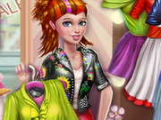 Sery Shopping Day Dress Up