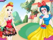 Snow White N Apple White