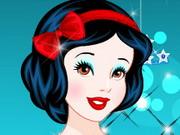 Snow White Prom Makeup
